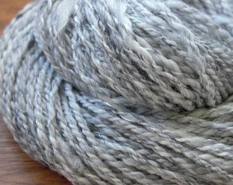 Birchbark Handspun Yarn (Sport/Light Worsted)
