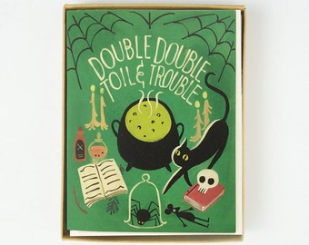 Toil and Trouble 8pcs