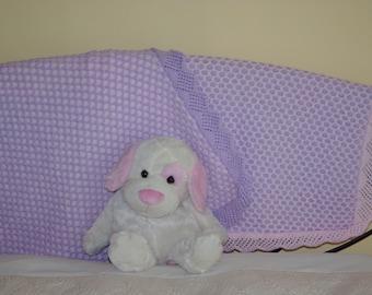 PDF Baby honeycomb blanket