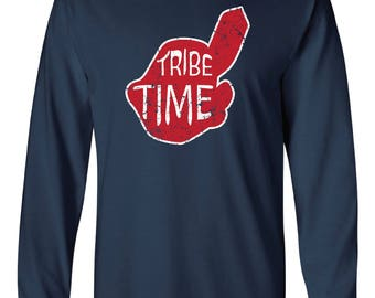 Tribe Time Long-Sleeved Shirt