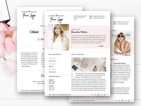 Electronic Press Kit Template Choice Image - template design free ...