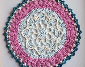 Layers & Lace Mandala, Doily