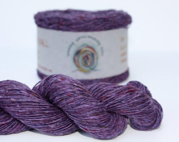 Spinning Yarns Weaving Tales - Tirchonaill 532 Lavender 100% Merino 4ply