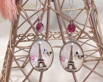 """""""Romantic walk"""" earrings"""