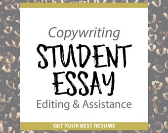 College Essay, Entrance Essay, Program Essay Writing Assistance from a Professional Resume Writer