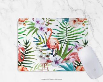 Flamingo Mousepad Palm mouse pad Round mousepad Rectangle Mouse pad Beautiful Design Mouse mat Cute gift Mousepad 28