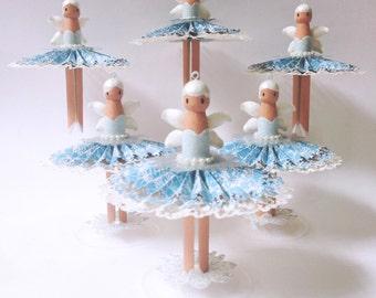 Little Snowy Waltzing Fairies