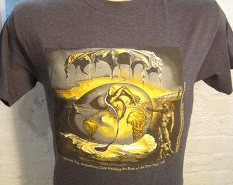 Size M- (40) ** Salvador Dali Shirt (Single Sided)