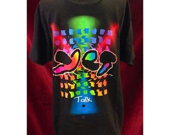 Vintage 1994 Yes World Tour Tshirt