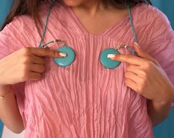 Qigong Breast Massage necklace - BREAST HEALING