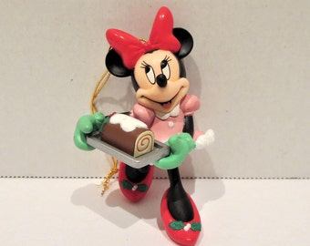 Minnie Mouse Ornament By Disney