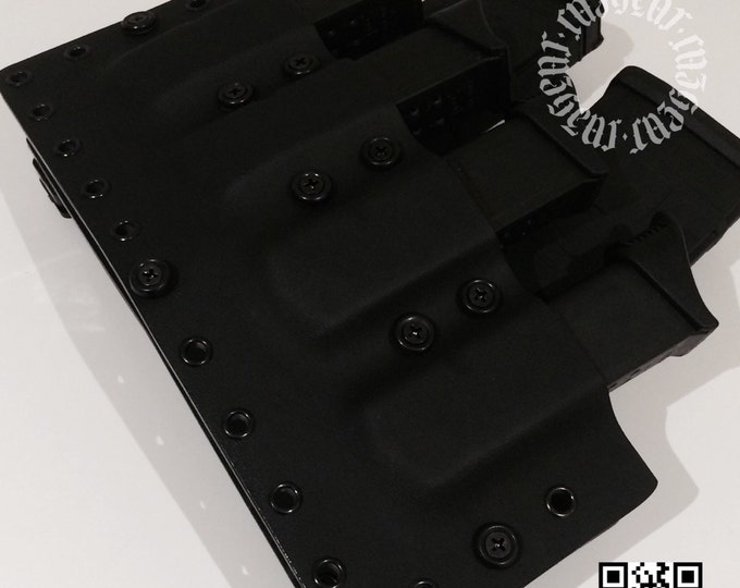 Caradoc Double AR and Quad pistol rack