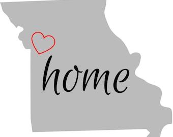 Missouri HOME Printable