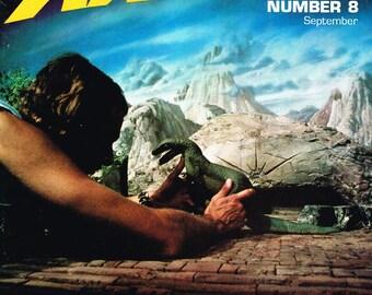 Starlog - Magazine No # 8 – 1977