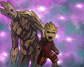 They Call Them Groot