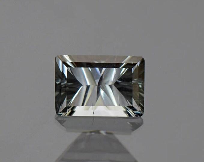 Beautiful Silvery Blue Tourmaline Gemstone from Brazil 1.44 cts.