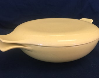 """1951 Taylor Smith and Taylor """"Pebbleford"""" Casserole"""