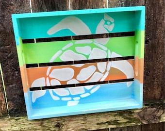 Sea Turtle Tray