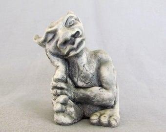 Cast Gargoyle Figurine