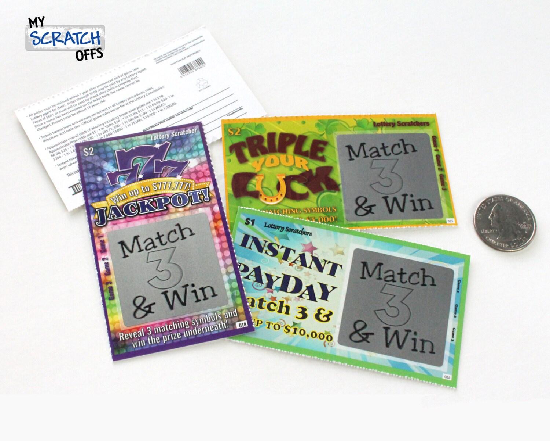 Pregnancy announcement 5 cards scratch off lotto replica zoom sciox Gallery