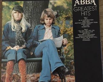 ABBA Greatest Hits Vinyl LP