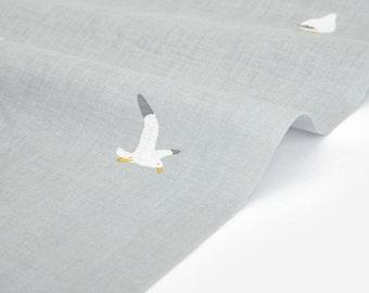 Dailylike (cotton) - Gull Fabric- 50cm