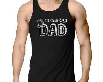 Nasty Dad Tank Top