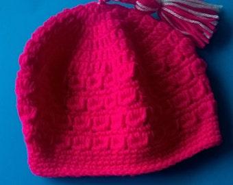 Girls beanie hat