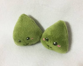 Little wasabi handmade Plush