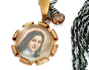 Saint Therese Necklace