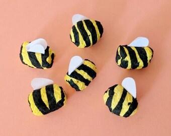 Bumble Bee Seed Bombs