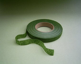 Green or Brown Florists Tape