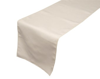 Polyester Table Runner: 18x108