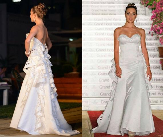 garden wedding bridal gowns