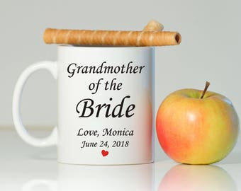 Grandmother of the bride gift, Grandfather of the bride gift, Grandparents wedding gift, Grandparents of the bride gift, Grandparents gift