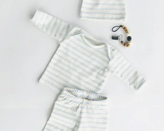 Baby boy coming home outfit / hospital outfit / take home outfit first outfit / tintinbaby / ready to ship!