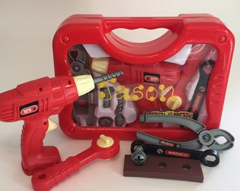 Tool Kit Personalized