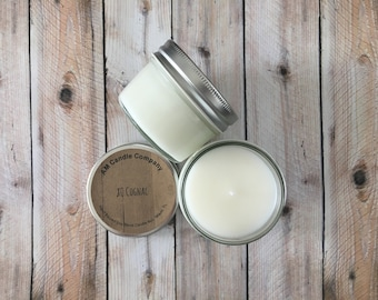 Cognac Candles - Scented Soy Candle, Spirits Candle, Spirits Collection, Man Candles, Man Cave Candles, Coconut Candles, Fire Place  Candles