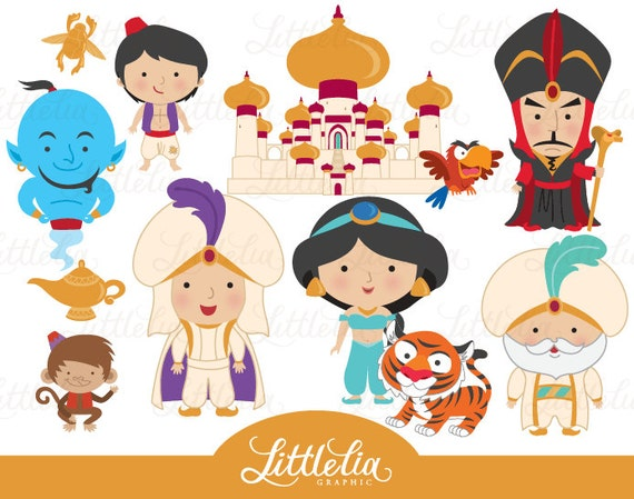 Aladdin Kids A Whole New World