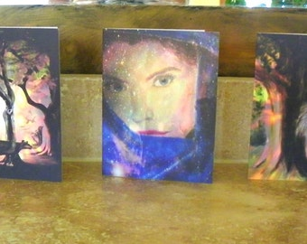 COSMIC Note Cards Variety 10-Pack