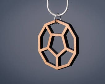 D12 Dodecahedron pendant
