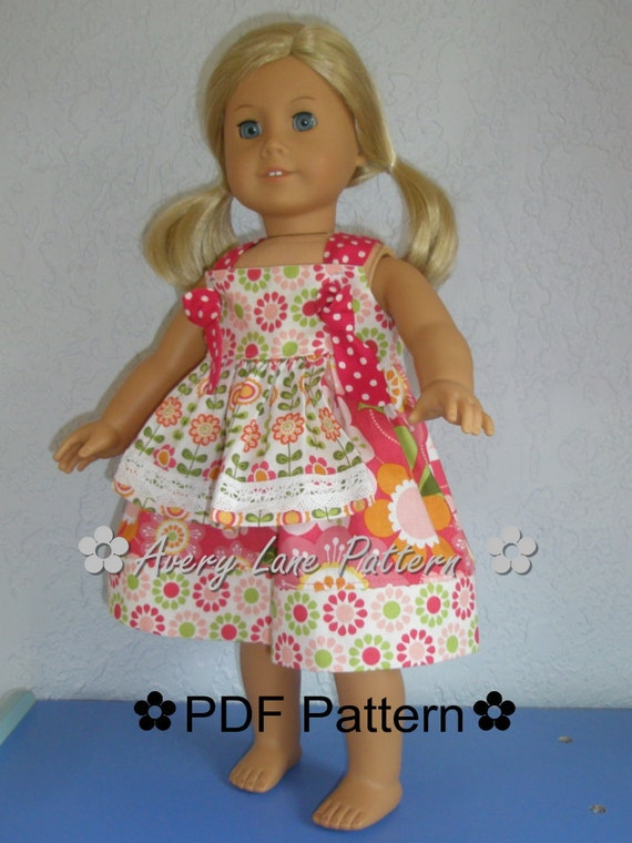 This is a picture of Epic 18 Inch Doll Printables