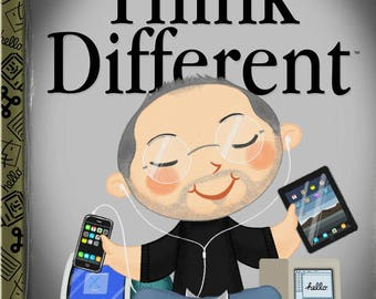 Think Different 8x10 PRINT