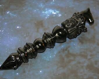 Tibetan Dorje / Vajra Healing Wand Top Cosmic Energy