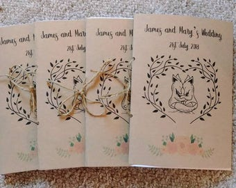3 Kids Colouring Wedding Pack