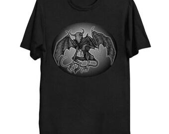 Nightgaunt - Cthulhu Shirt HP Lovecraft T-Shirt Cthulhu Tee Call of Cthulhu Great Old One Shirt