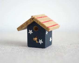 1:12 Dollhouse Miniature bird house