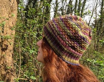 Lattice Hat pattern