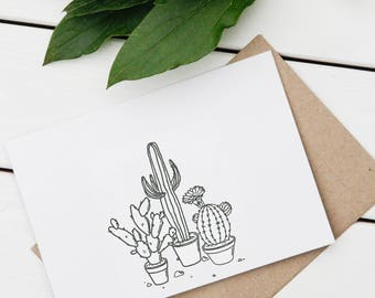 Cacti | Card