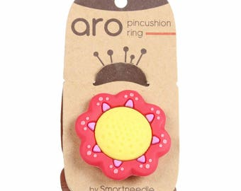 Flower Ring Pincushion
